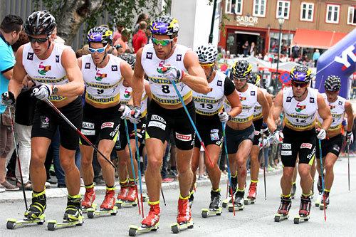 Illustrasjonsbilde fra Toppidrettsveka. Foto: Geir Nilsen/Langrenn.com.