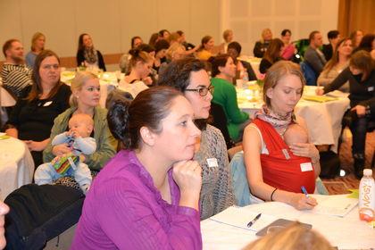 Mødre og barn FUBkonf13