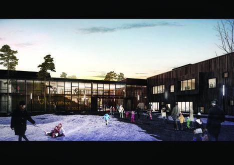 Nye Vestmyra skole