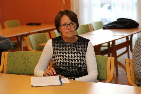 Guri Adelsten Iversen utdanningsdirektør