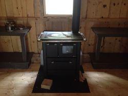 ny ovn i hytta bringedal