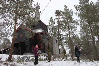 Frigjøringsjubileet 2014-Svanvik