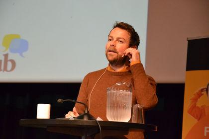 Kunnskapsminister Torbjørn Røe Isaksen åpnet Foreldrekonferansen 2014