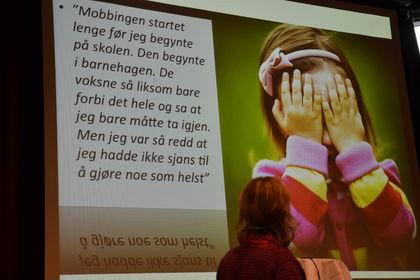 Foil om mobbing fra I. Lund