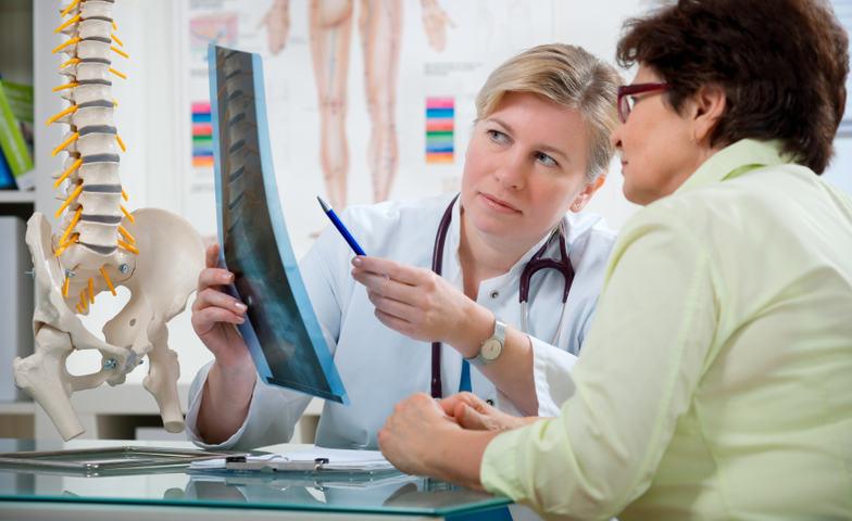 Illustrasjonsfoto fysioterapi