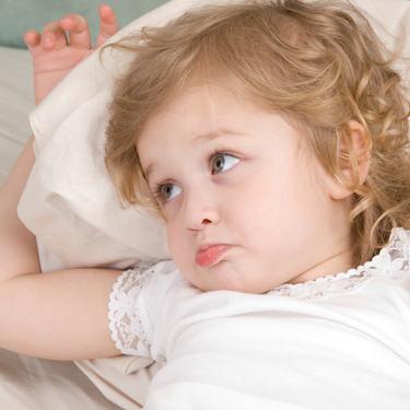 Illustrasjonsfoto barn og helse