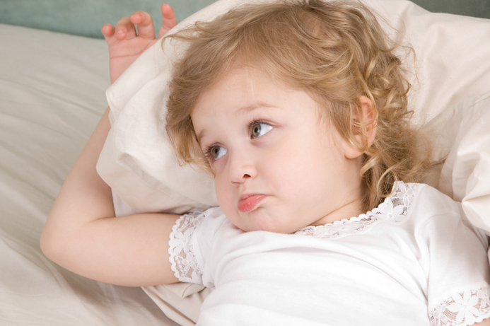 få nyfødt til at sove