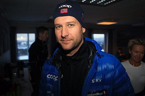 Are Sørum Langås. Foto: Erik Borg.