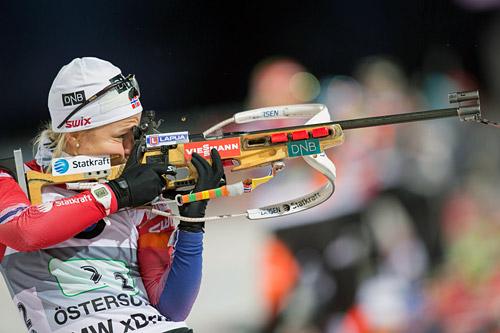 Tiril Eckhoff. Foto: Manzoni/NordicFocus.