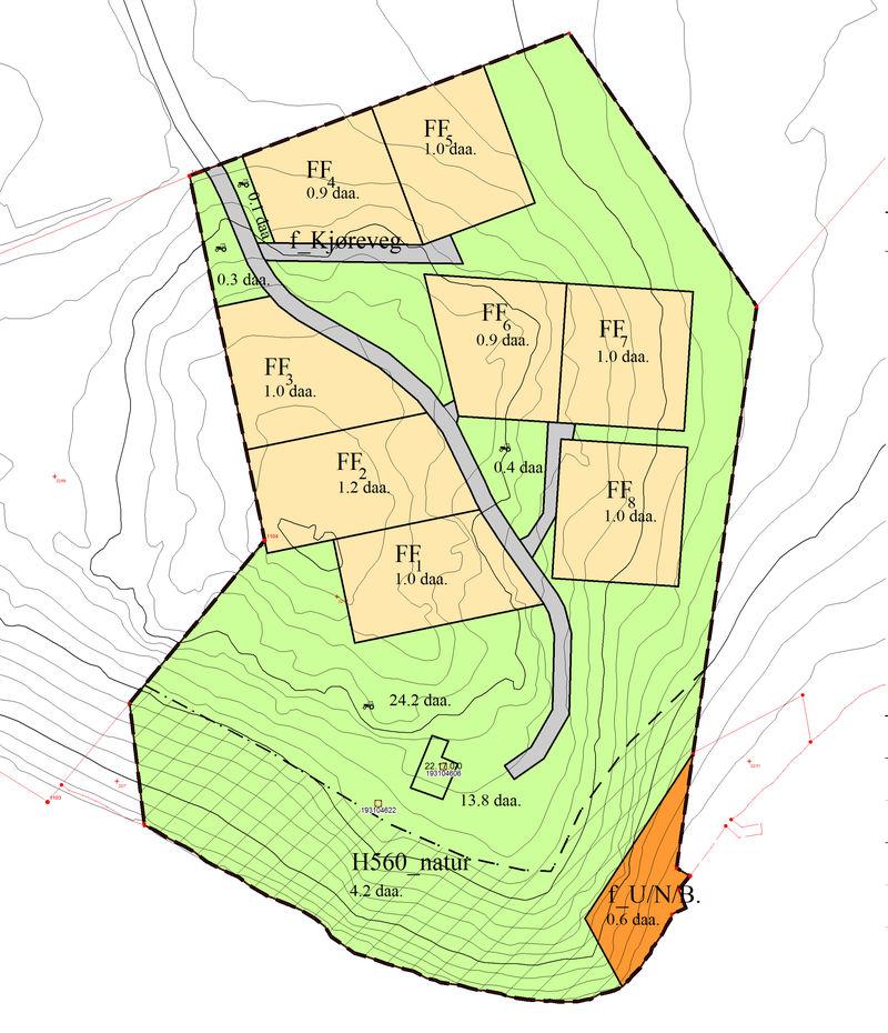 detaljplan 291014 gnr 22 bnr 17 rambergneset