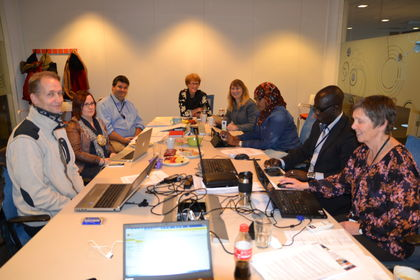 FUG rundt møtebordet desember 2014