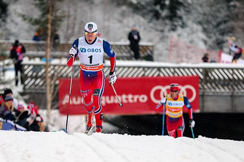 Finn Hågen Krogh. Foto: Laiho/NordicFocus.