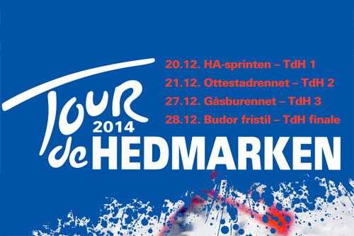 Tour de Hedmarken - plakat.