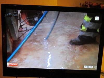 vann oversvømmelse fauske tv2