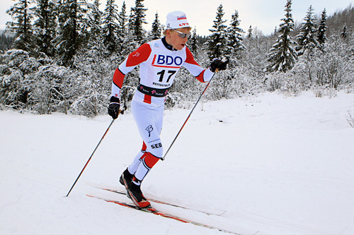 Anders Mølmen Høst. Foto: Erik Borg.