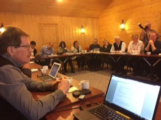 Kommunereform møte Steigen