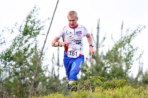 Olav Lundanes. Foto: Geir Nilsen/Langrenn.com.