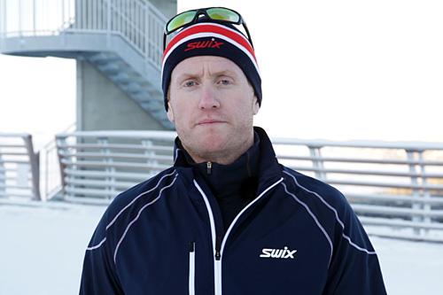 Ole Christian Mork. Foto: Mosetertoppen/Hafjell Ski Marathon.