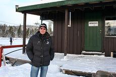 Terje Nilsen er en av drivkreftene for Lygna Skisenter i Oppland, her fra da vi møtte ham foran stor norgescuphelg for juniorer i januar 2015. Foto: Geir Nilsen/Langrenn.com.