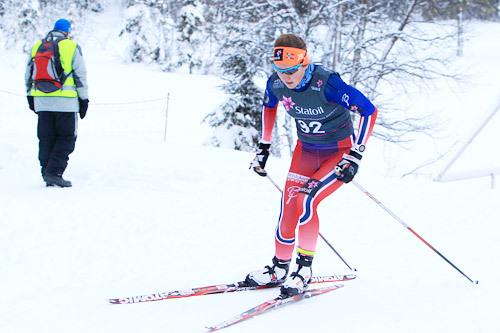 Tiril Udnes Weng. Foto: Erik Borg.