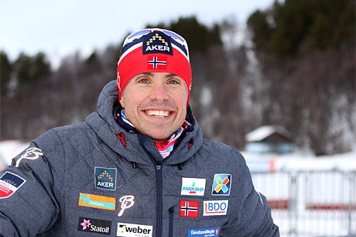 Vidar Løfshus. Foto: Geir Nilsen/Langrenn.com.
