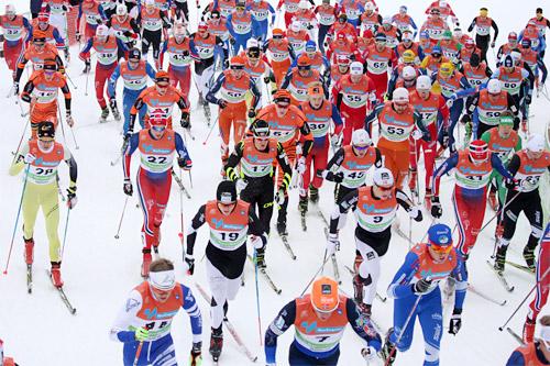 Illustrasjonsbilde. Foto: Geir Nisen/Langrenn.com.