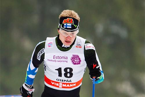 Juho Mikkonen. Foto: Laiho/NordicFocus.