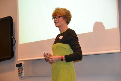 Elisabeth åpner Fagkonferansen