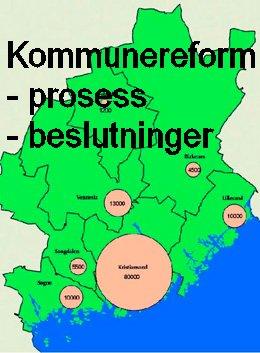 Kommunereform