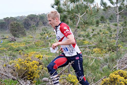 Olav Lundanes. Foto: Norges Orienteringsforbund.