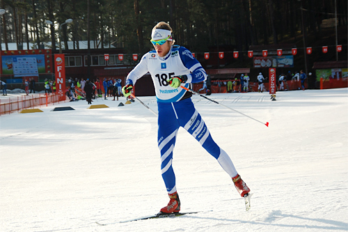 Per Kristian Nygård. Foto: Team Splitkon.