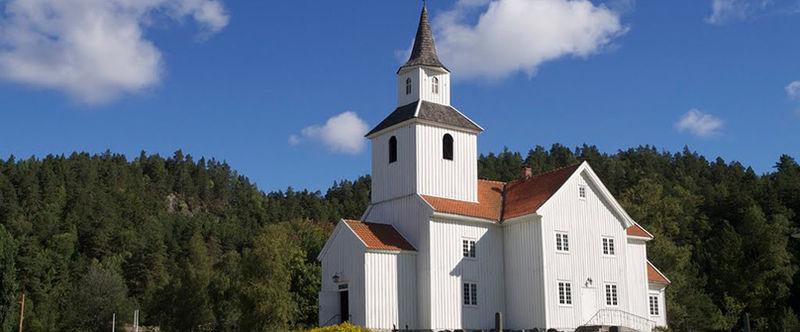 Iveland kirke