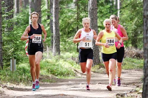 Illustrasjonsbilde fra Hytteplantesten. Foto: Geir Nilsen/Langrenn.com.