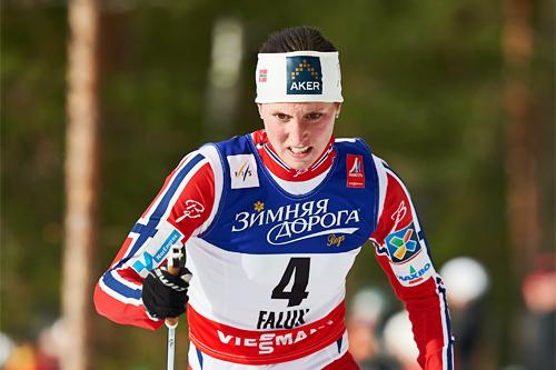 Kari Vikhagen Gjeitnes. Foto: NordicFocus.