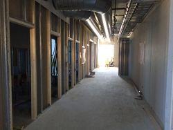 Korridor Bygg D - uke 34