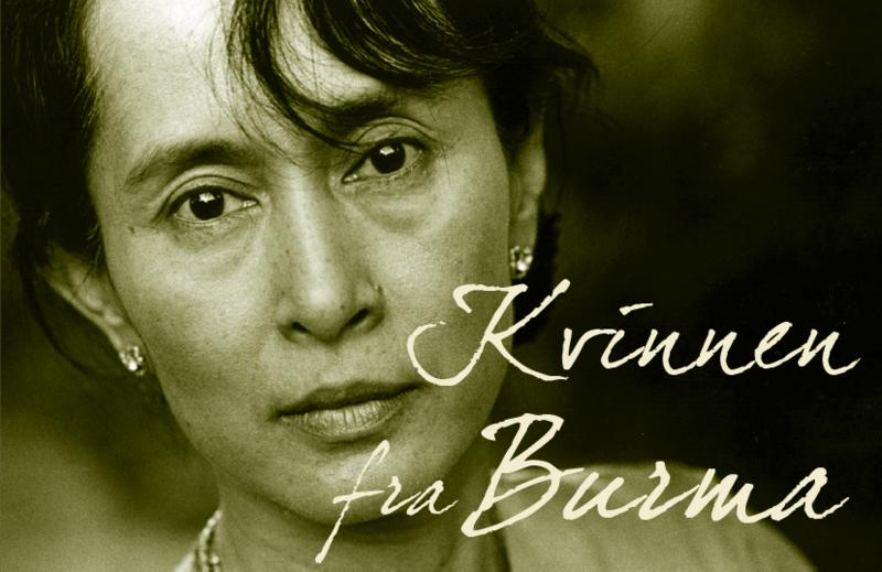 Kvinnen fra Burma