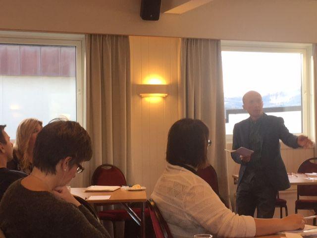 Dirk Gieselmann foredrag helse og omsorg