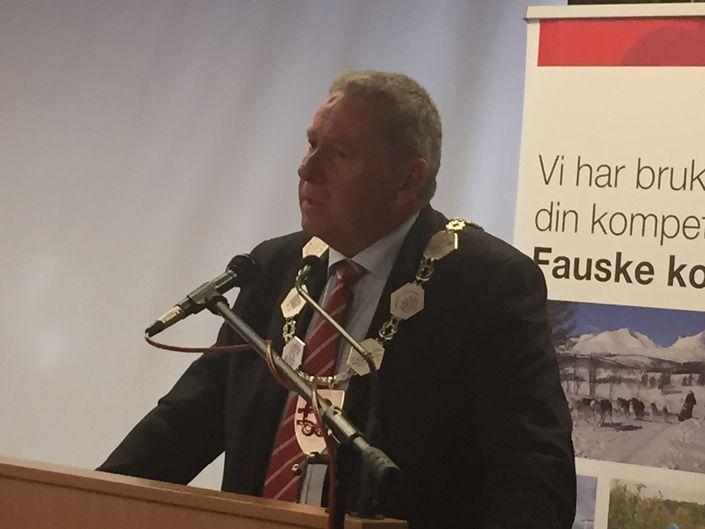 Jørn Stene ordfører