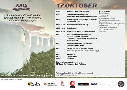 Bolystprosjektet valnesfjord 17. oktober 2015
