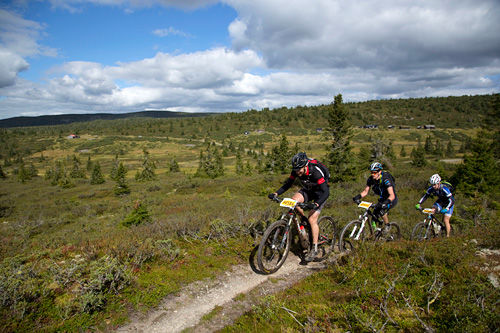 UltraBirken sykkel. Foto: Geir Olsen/Birken.
