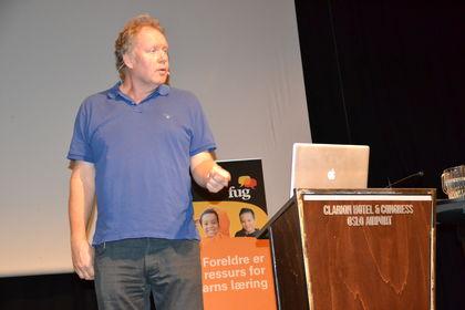 Torleif Lundquist Foreldrekonferansen 2015