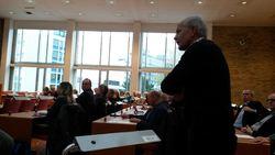 Ordføreren spør
