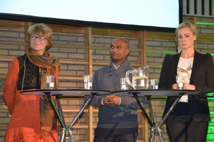 FUG-leder i paneldebatt om Lærepenger