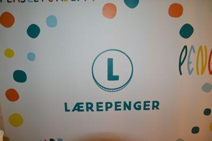 Plakat Lærepenger