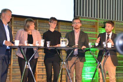 Paneldebatt Lærepenger