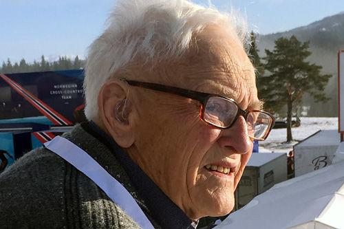 Frank Morgan Pedersen. Foto: Sigmund Hov Moen.