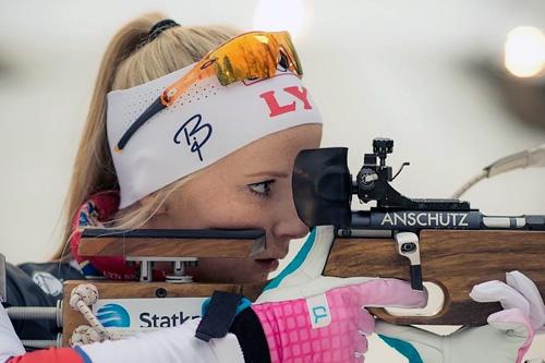 Kristin Hjelstuen. Foto: Lars Opstad/Lyn,