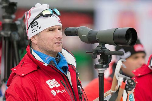 Egil Gjelland. Foto: Manzoni/NordicFocus.