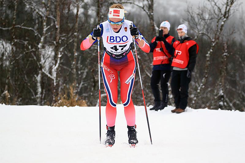 Anne Kjersti Kalvå. Foto: Erik Borg.