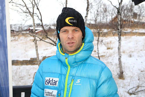 Johan Kjølstad. Foto: Erik Borg.